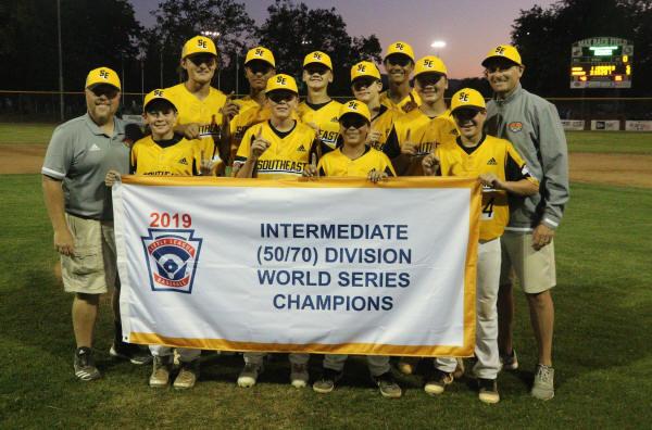 Intermediate World Series Little League - eLivermore com