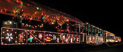 christmas activities elivermorecom - Christmas Light Train