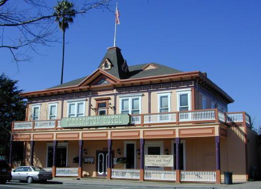 Pleasanton Downtown Elivermore